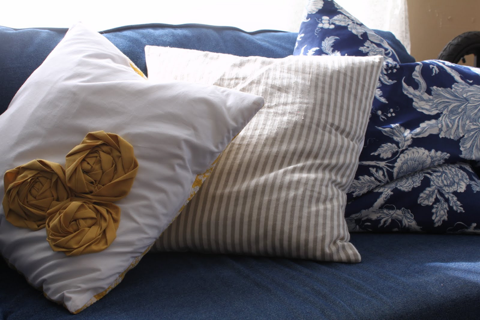 Best ideas about DIY Throw Pillows . Save or Pin do it yourself divas DIY Throw Pillows made from Dwell Now.