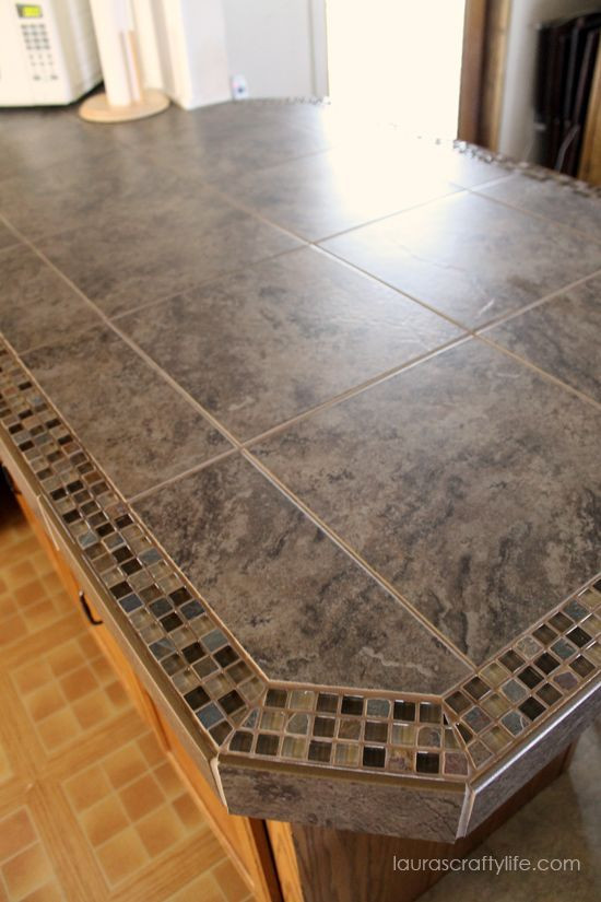 Best ideas about DIY Tile Countertops . Save or Pin 25 Best Ideas about Tile Kitchen Countertops on Pinterest Now.