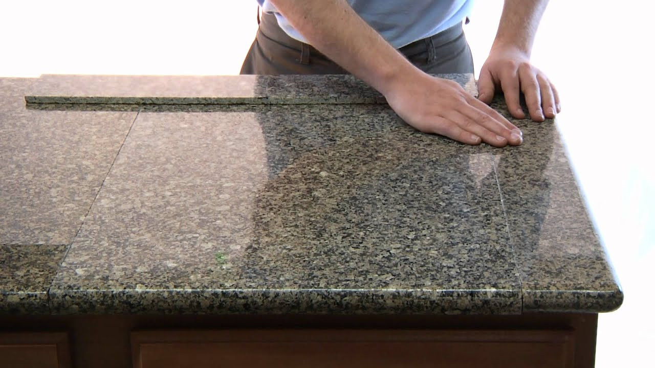 Best ideas about DIY Tile Countertops . Save or Pin Lazy Granite Tile for Kitchen Countertops Now.
