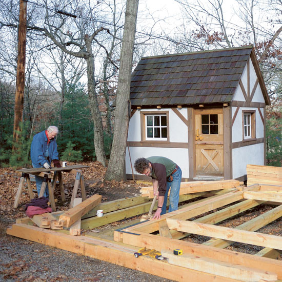 Best ideas about DIY Timber Frame Kit . Save or Pin How to Build a Timber Frame DIY MOTHER EARTH NEWS Now.