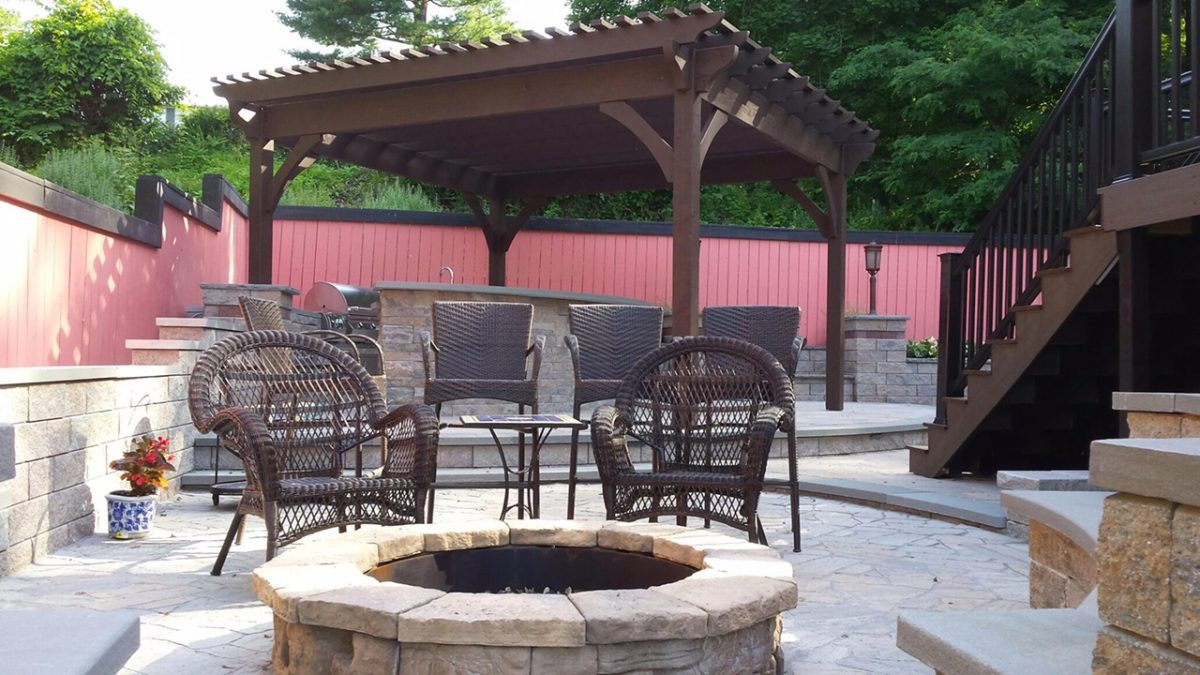 Best ideas about DIY Timber Frame Kit . Save or Pin New Timber Frame DIY Pergola Kit in New Windsor New York Now.