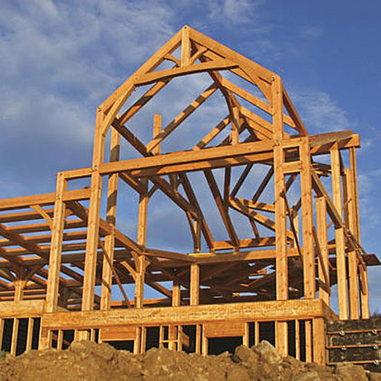 Best ideas about DIY Timber Frame Kit . Save or Pin DIY Timber Frames DIY MOTHER EARTH NEWS Now.