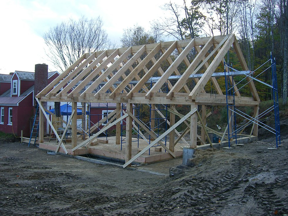 Best ideas about DIY Timber Frame Plans . Save or Pin DIY Stock and Custom Timber Frame Plans Now.