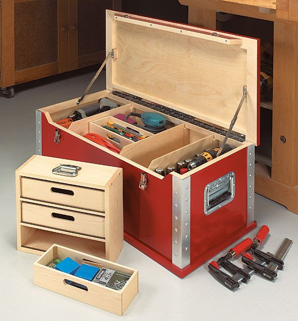 Best ideas about DIY Tool Chest Plans . Save or Pin Best 25 Tool box ideas on Pinterest Now.