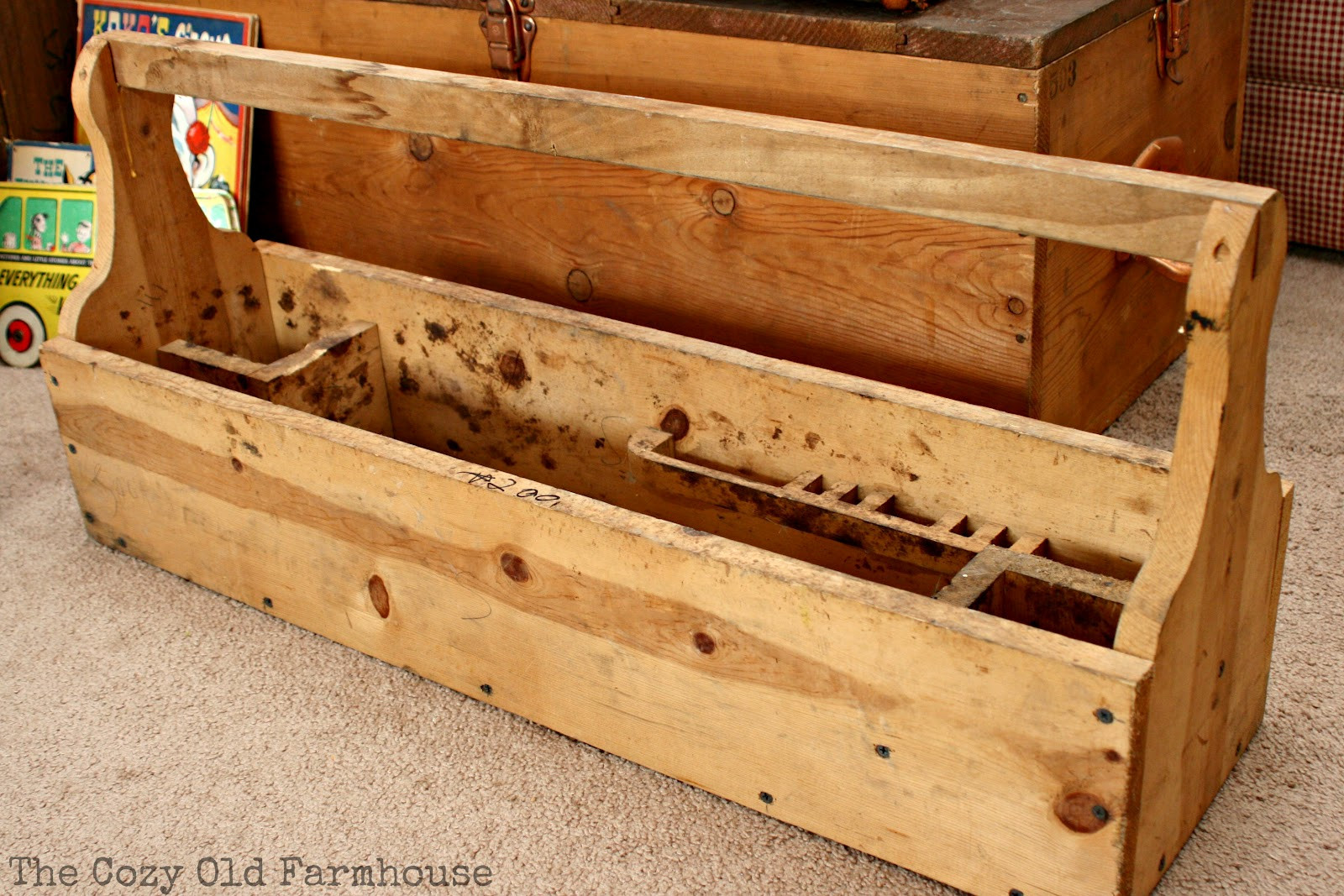 Best ideas about DIY Tool Chest Plans . Save or Pin Plans Wooden Toolbox PDF Woodworking Now.