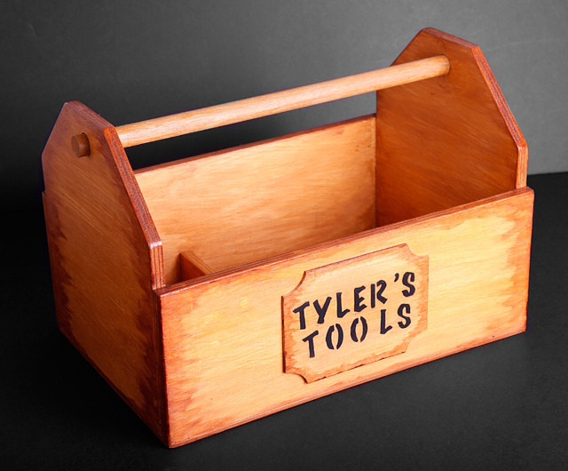 Best ideas about DIY Tool Chest Plans . Save or Pin DIY Wooden Tool Box Plans PDF Download king size bed Now.