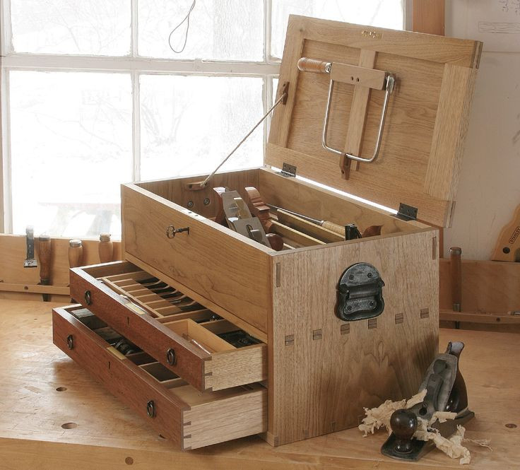 Best ideas about DIY Tool Chest Plans . Save or Pin Essential Tool Chest Digital Plan Wood Now.