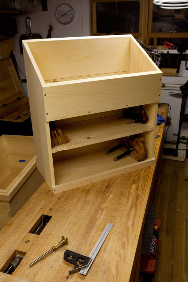 Best ideas about DIY Tool Chest Plans . Save or Pin DIY Oak Machinist Tool Chest Plans Wooden PDF bedside Now.