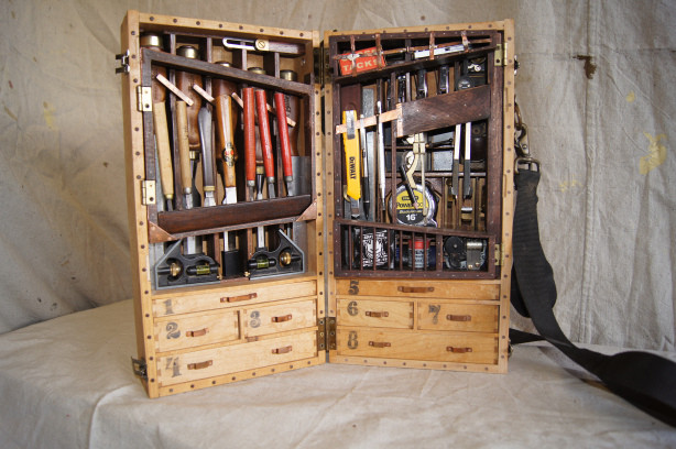 Best ideas about DIY Tool Chest Plans . Save or Pin DIY Wood Toolboxes Wooden PDF cedar chest woodworking Now.
