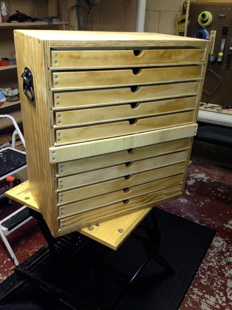 Best ideas about DIY Tool Chest Plans . Save or Pin Diy Tool Chest WoodWorking Projects & Plans Now.