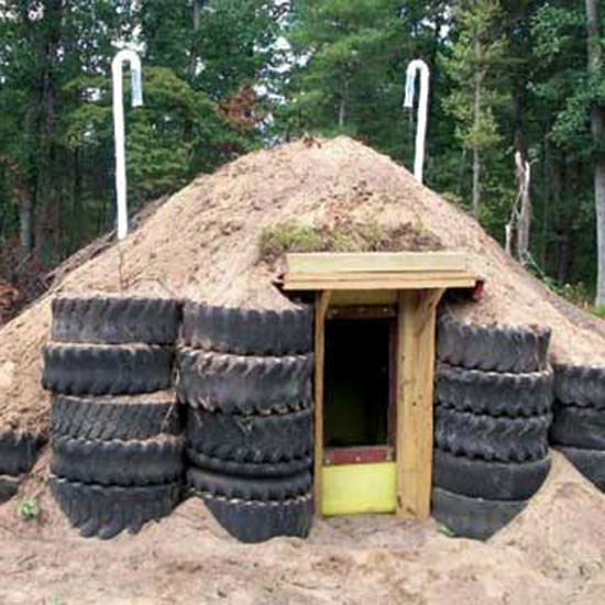 Best ideas about DIY Tornado Shelter . Save or Pin How to Build a Root Cellar and Storm Shelter Farm and Now.