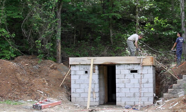 Best ideas about DIY Tornado Shelter . Save or Pin s of Shelter Construction Now.