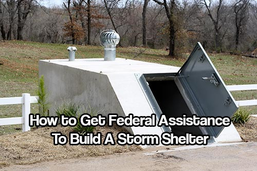 Best ideas about DIY Tornado Shelter . Save or Pin How to Get Federal Assistance To Build A Storm Shelter Now.