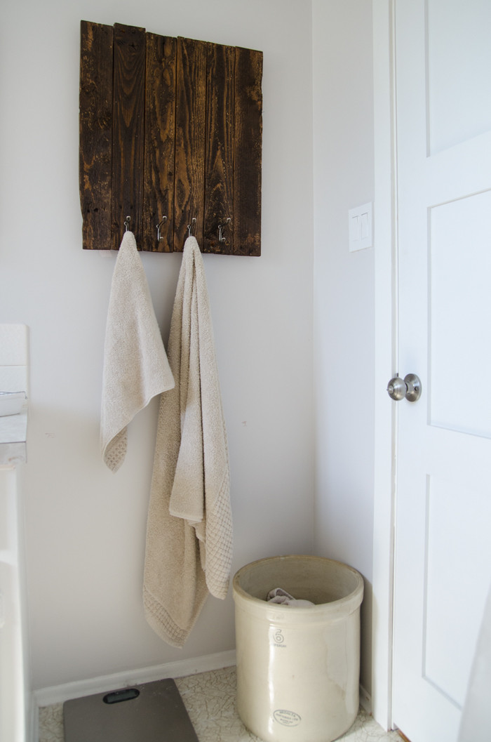 Best ideas about DIY Towel Rack . Save or Pin How I Disassemble a Pallet Lemon Thistle Now.