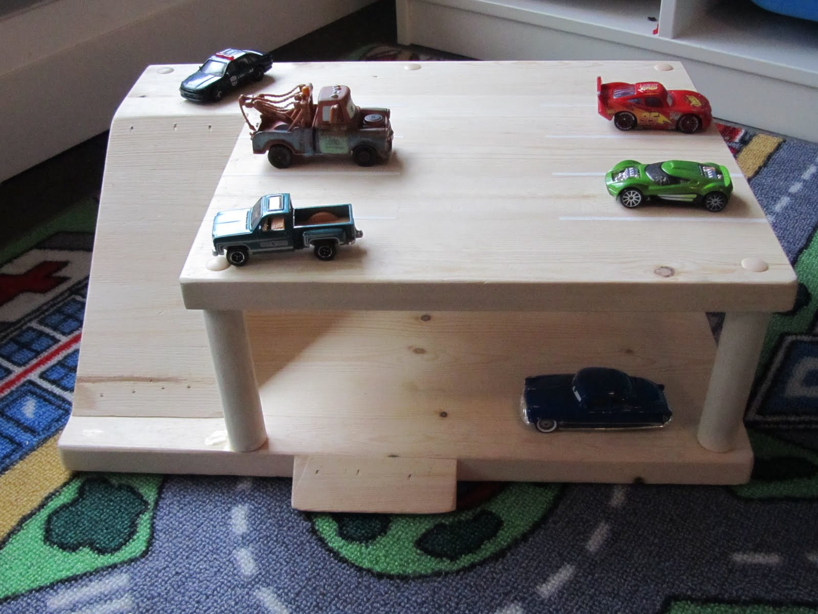 Best ideas about DIY Toy Car Garage . Save or Pin my type of ordinary Parking Garage Now.
