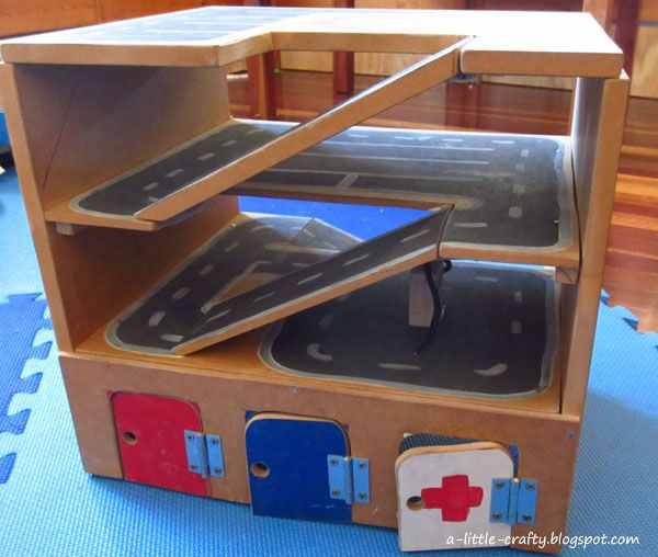 Best ideas about DIY Toy Car Garage . Save or Pin 12 best Build Your Own Toy Car Garages & Ramps DIY Toy Now.