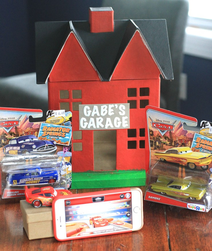 Best ideas about DIY Toy Car Garage . Save or Pin Cars Inspired DIY Toy Car Garage A Southern Mother Now.