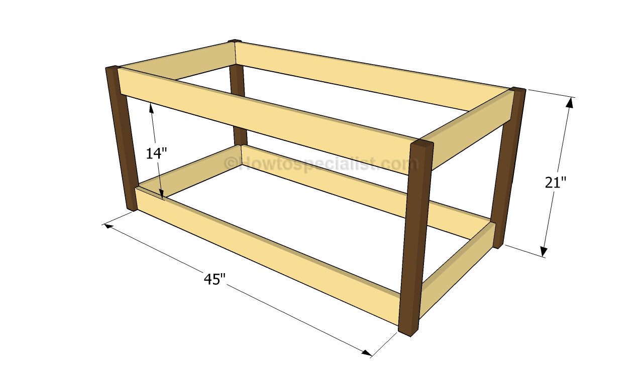 Best ideas about DIY Toy Chest Plans . Save or Pin How to build a toy box Now.