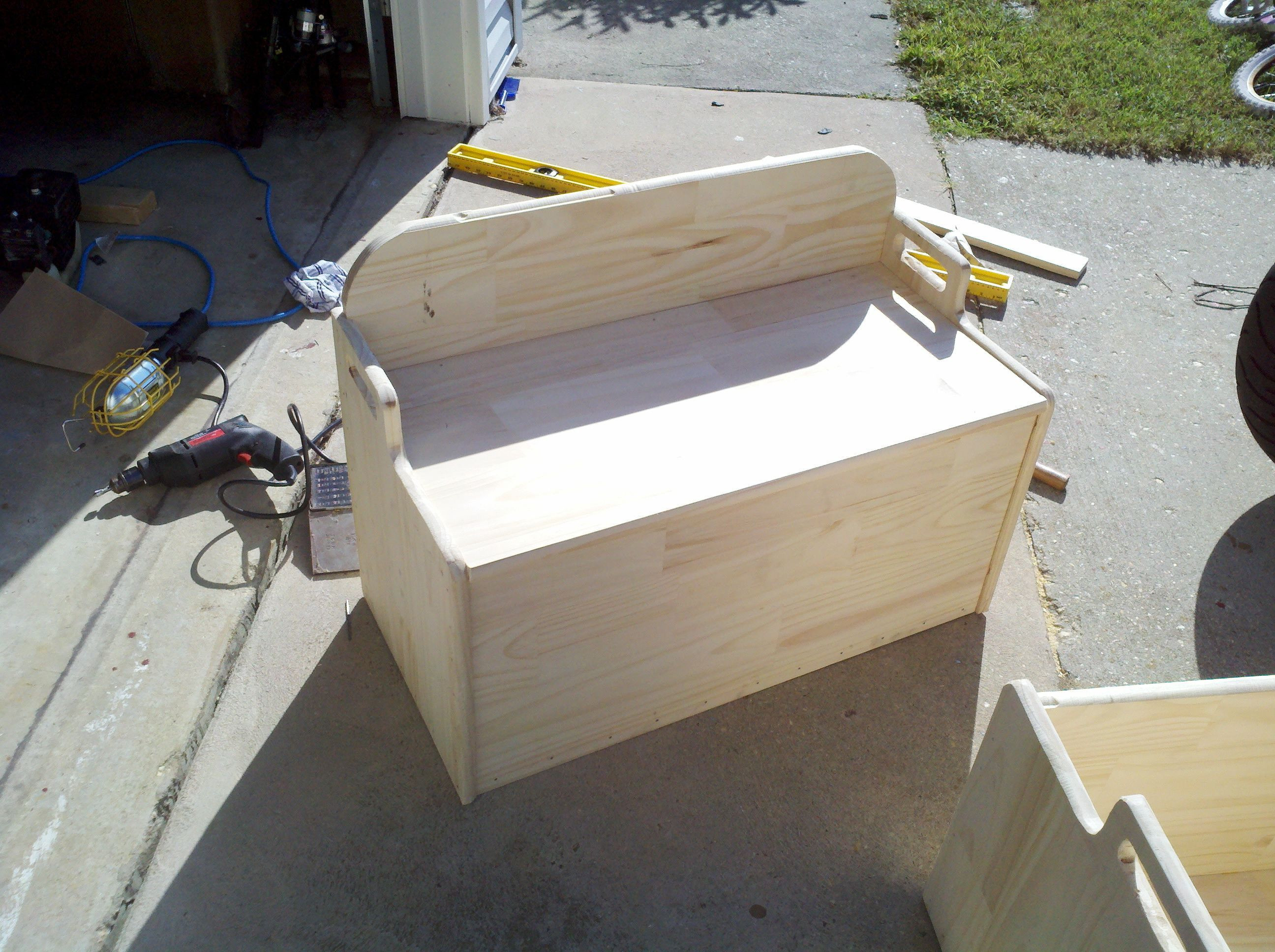 Best ideas about DIY Toy Chest Plans . Save or Pin Woodworking plans Plans To Build A Toy Box free Now.