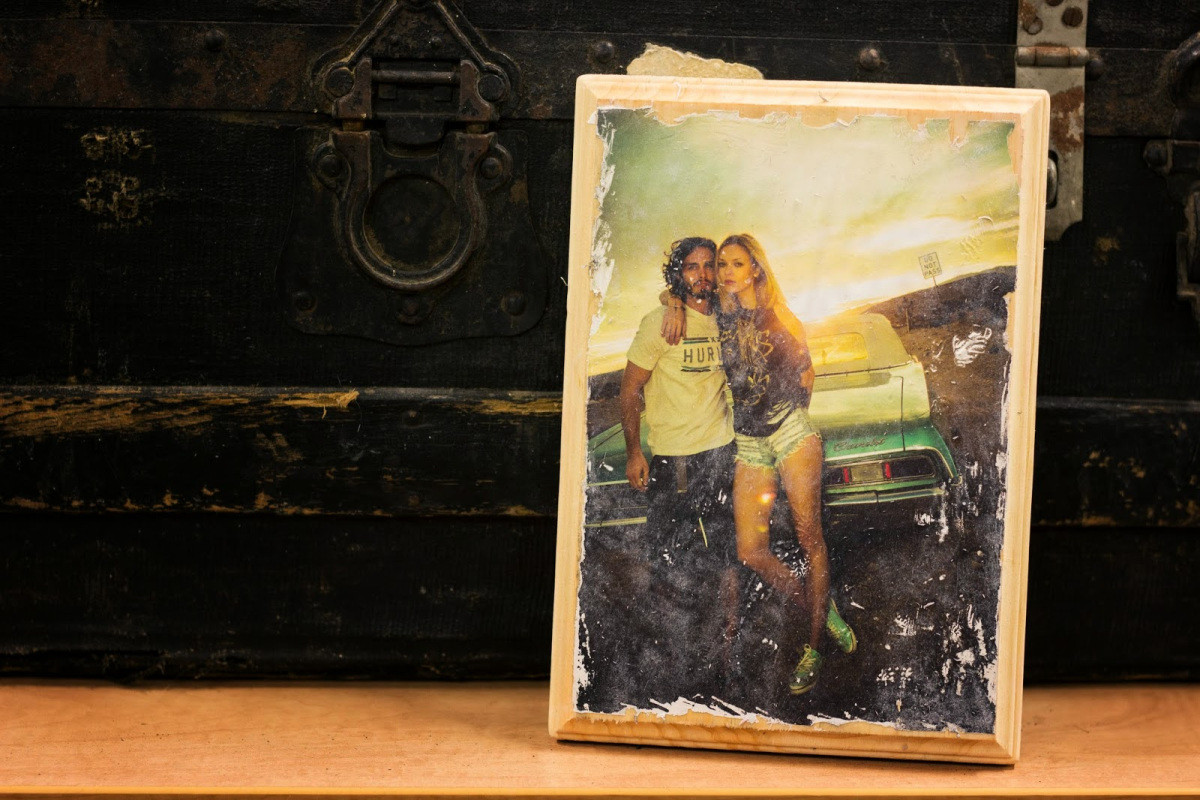 Best ideas about DIY Transfer Picture To Wood . Save or Pin DIY to Wood Transfer Threads Now.