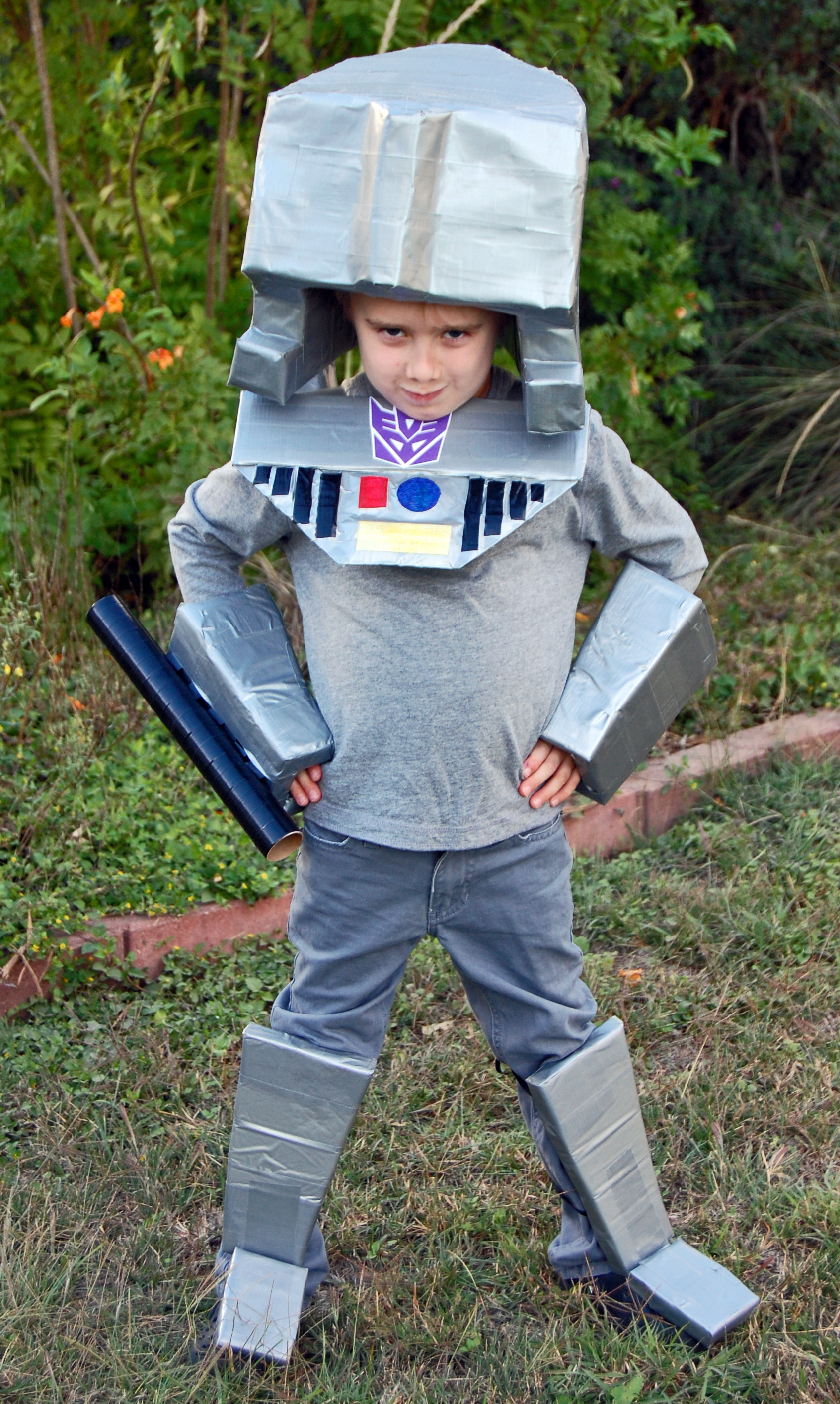 Best ideas about DIY Transformers Costumes . Save or Pin DIY Megatron Transformers Costume Now.