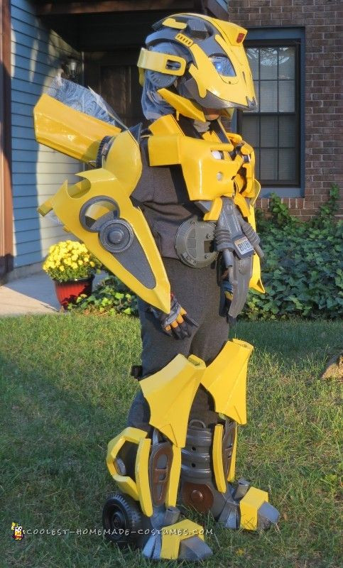 Best ideas about DIY Transformers Costumes . Save or Pin 117 Best images about Transformer Costume Ideas on Now.