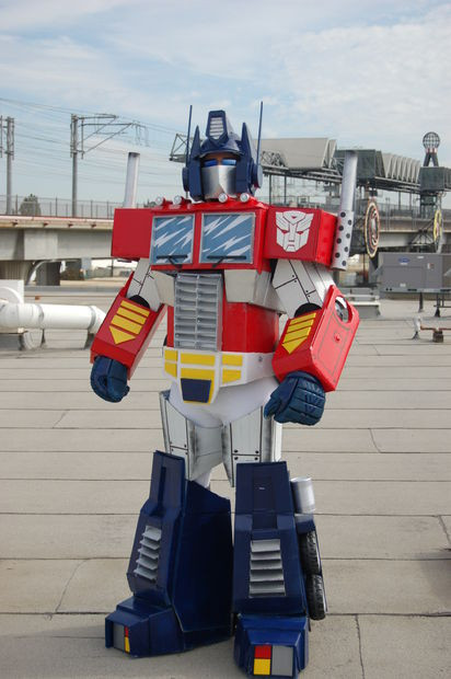 Best ideas about DIY Transformers Costumes . Save or Pin Robot Costumes Now.
