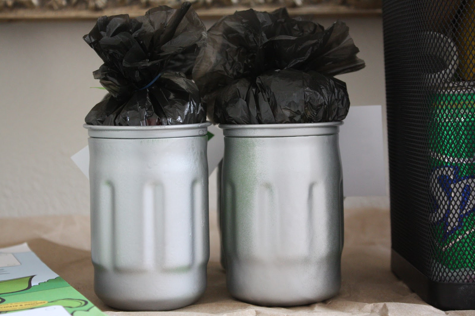 Best ideas about DIY Trash Can . Save or Pin BellaGrey Designs DIY Trash can Tutorial Now.