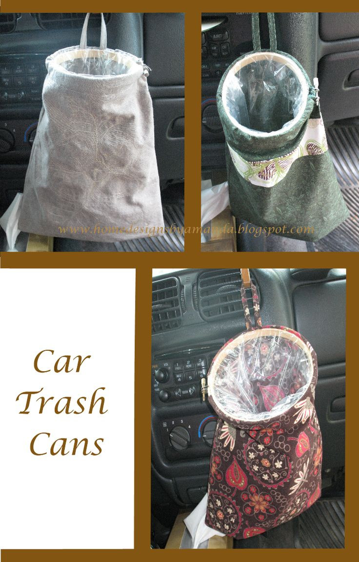 Best ideas about DIY Trash Can . Save or Pin 25 Best Ideas about Car Trash Cans on Pinterest Now.