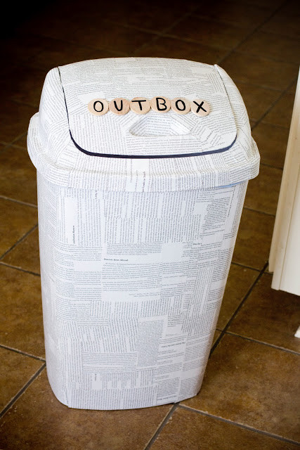 Best ideas about DIY Trash Can . Save or Pin 12 Cool DIY Trash Can Makeovers Shelterness Now.
