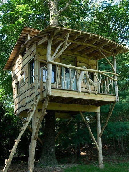 Best ideas about DIY Treehouse Plans Free . Save or Pin 37 DIY Tree House Plans That Dreamers Can Actually Build Now.