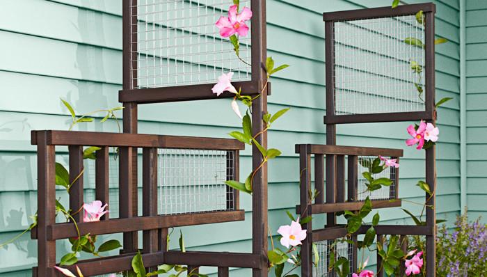Best ideas about DIY Trellis Plans . Save or Pin 15 Inspiring DIY Garden Trellis Ideas For Growing Climbing Now.