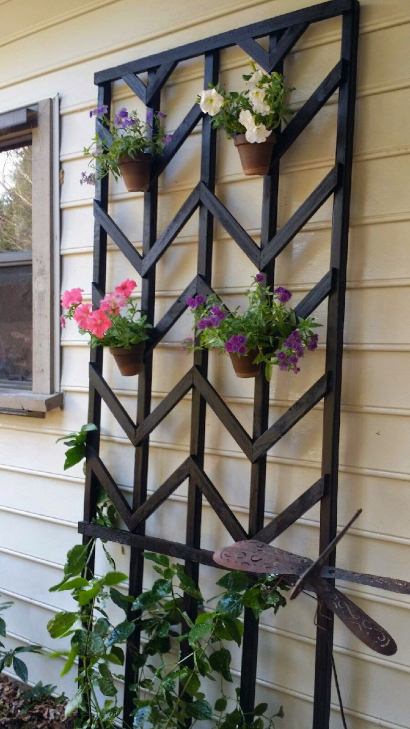 Best ideas about DIY Trellis Plans . Save or Pin How To Build A Garden Trellis From Start To Finish Now.