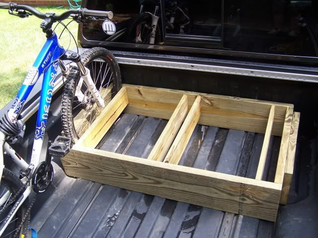 Best ideas about DIY Truck Bed Bike Rack . Save or Pin 17 Best images about Bicycle Rack on Pinterest Now.