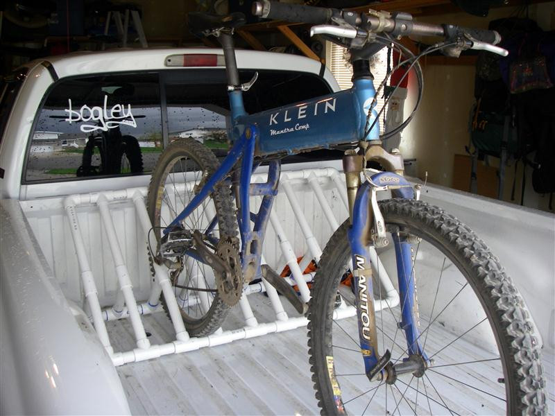 Best ideas about DIY Truck Bed Bike Rack . Save or Pin Truck Bed Bike Rack Plans Now.