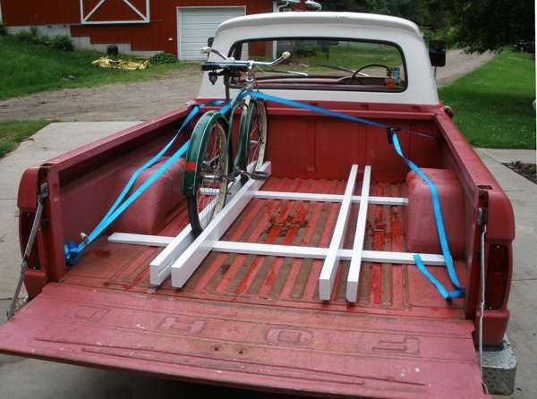 Best ideas about DIY Truck Bed Bike Rack . Save or Pin Best 25 Truck bed bike rack ideas on Pinterest Now.