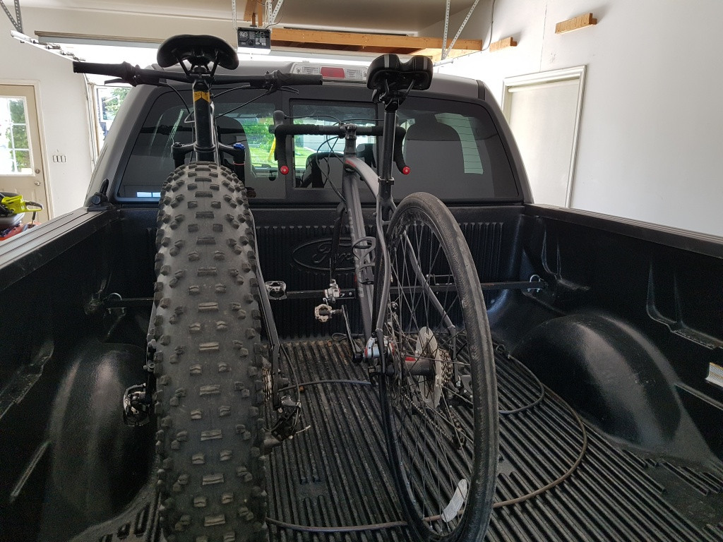 Best ideas about DIY Truck Bed Bike Rack . Save or Pin show your DIY truck bed bike racks Mtbr Now.
