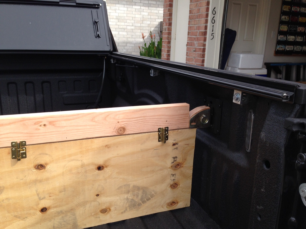Best ideas about DIY Truck Bed Divider . Save or Pin DIY bed divider Page 2 Ford F150 Forum munity of Now.