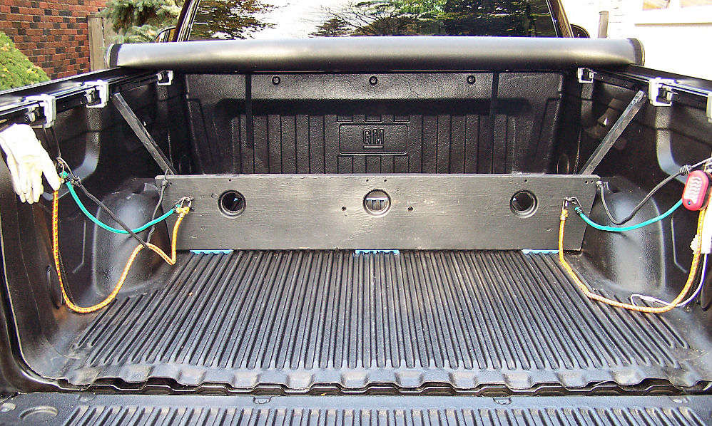 Best ideas about DIY Truck Bed Divider . Save or Pin Pickup Truck Divider DIY Fast and Simple Now.