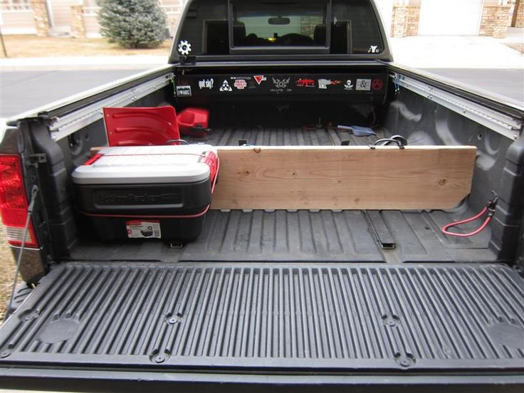 Best ideas about DIY Truck Bed Divider . Save or Pin Truck Bed Divider Tech Pinterest Now.