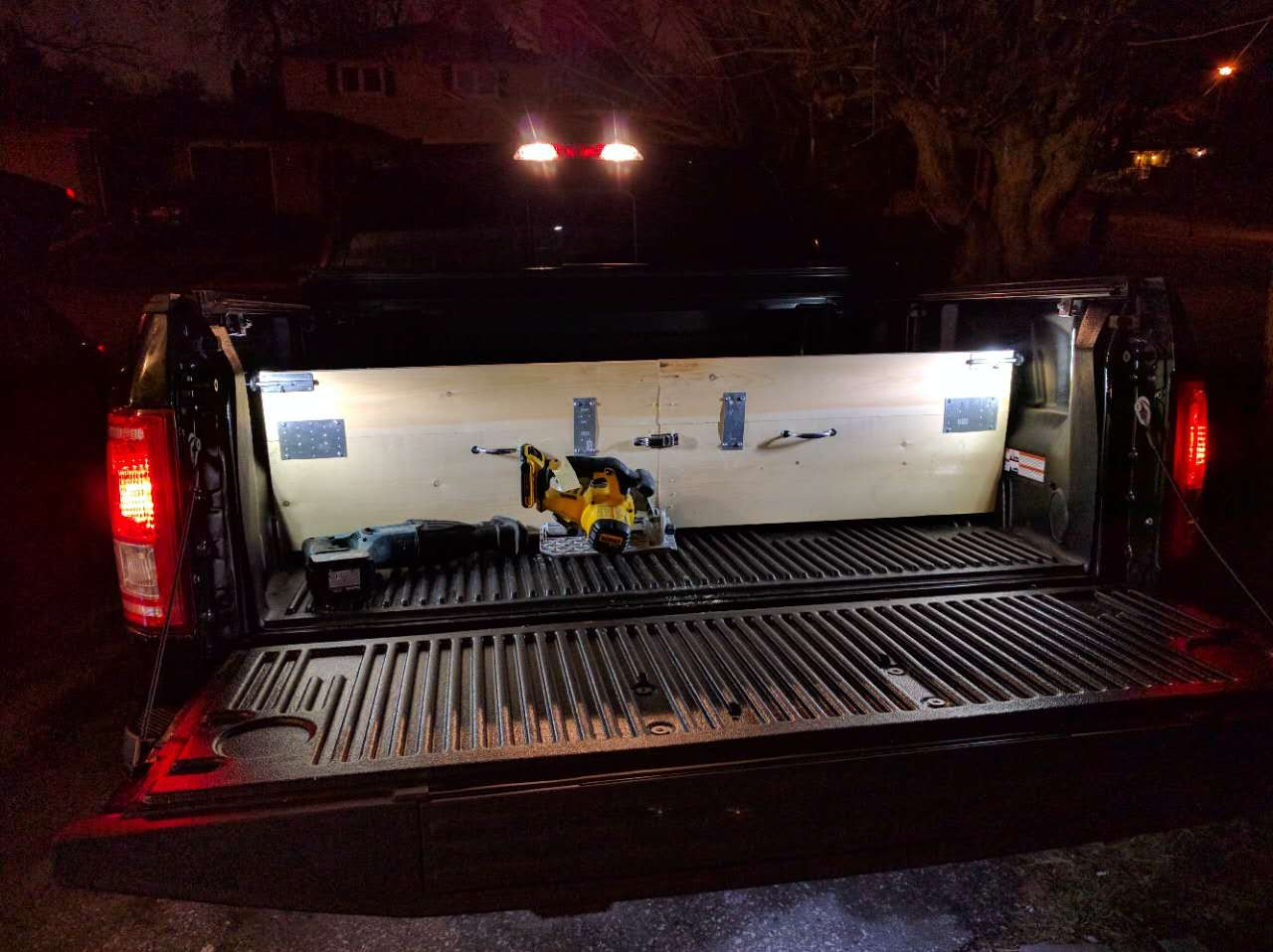 Best ideas about DIY Truck Bed Divider . Save or Pin Presenting my DIY bed divider Ford F150 Forum Now.