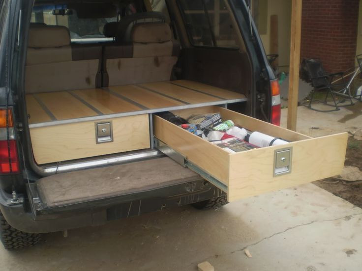Best ideas about DIY Truck Bed Organizer . Save or Pin 55 best Creative DIY SUV & Truck Bed Storage images on Now.