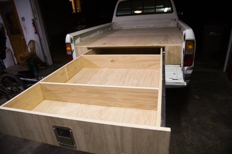 Best ideas about DIY Truck Bed Organizer . Save or Pin You Can Make This Awesome DIY Adventure Truck [PICS] Now.