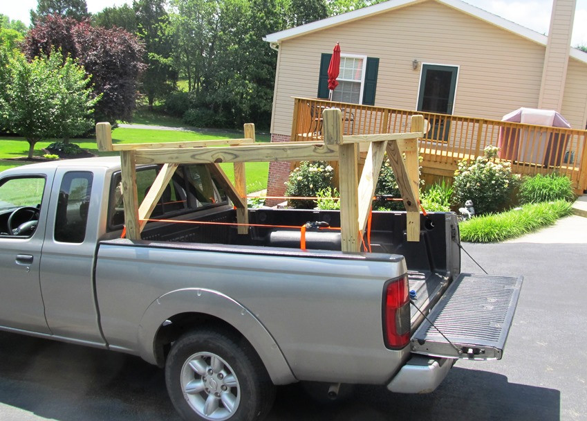 Best ideas about DIY Truck Racks . Save or Pin Frontier Truck Rack Now.