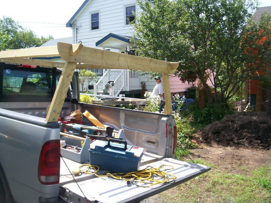 Best ideas about DIY Truck Racks . Save or Pin Quick release Ladder rack for my truck Now.