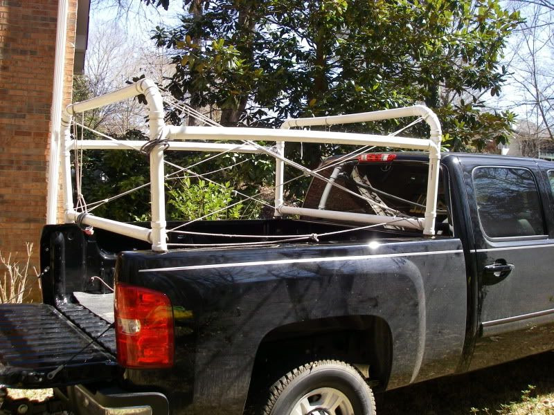 Best ideas about DIY Truck Racks . Save or Pin diy pvc canoe rack for truck Google Search PVC Now.
