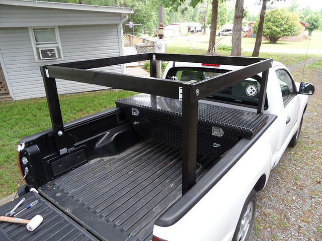 Best ideas about DIY Truck Racks . Save or Pin DIY Wood Bed Rack for Hauling Kayak Canoe Surfboards Now.