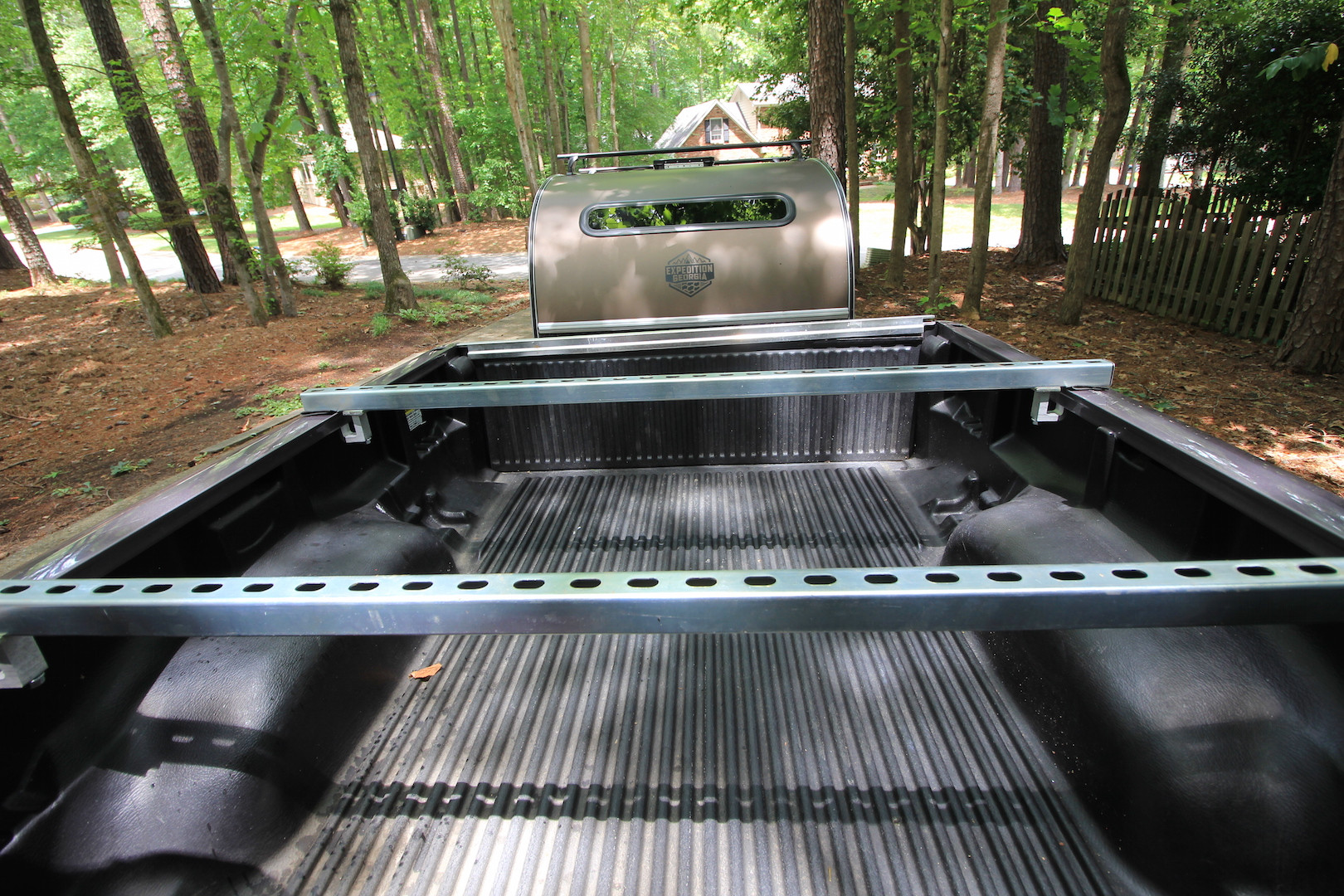 Best ideas about DIY Truck Racks . Save or Pin DIY $100 Universal Truck Bed Rack – Expedition Georgia Now.