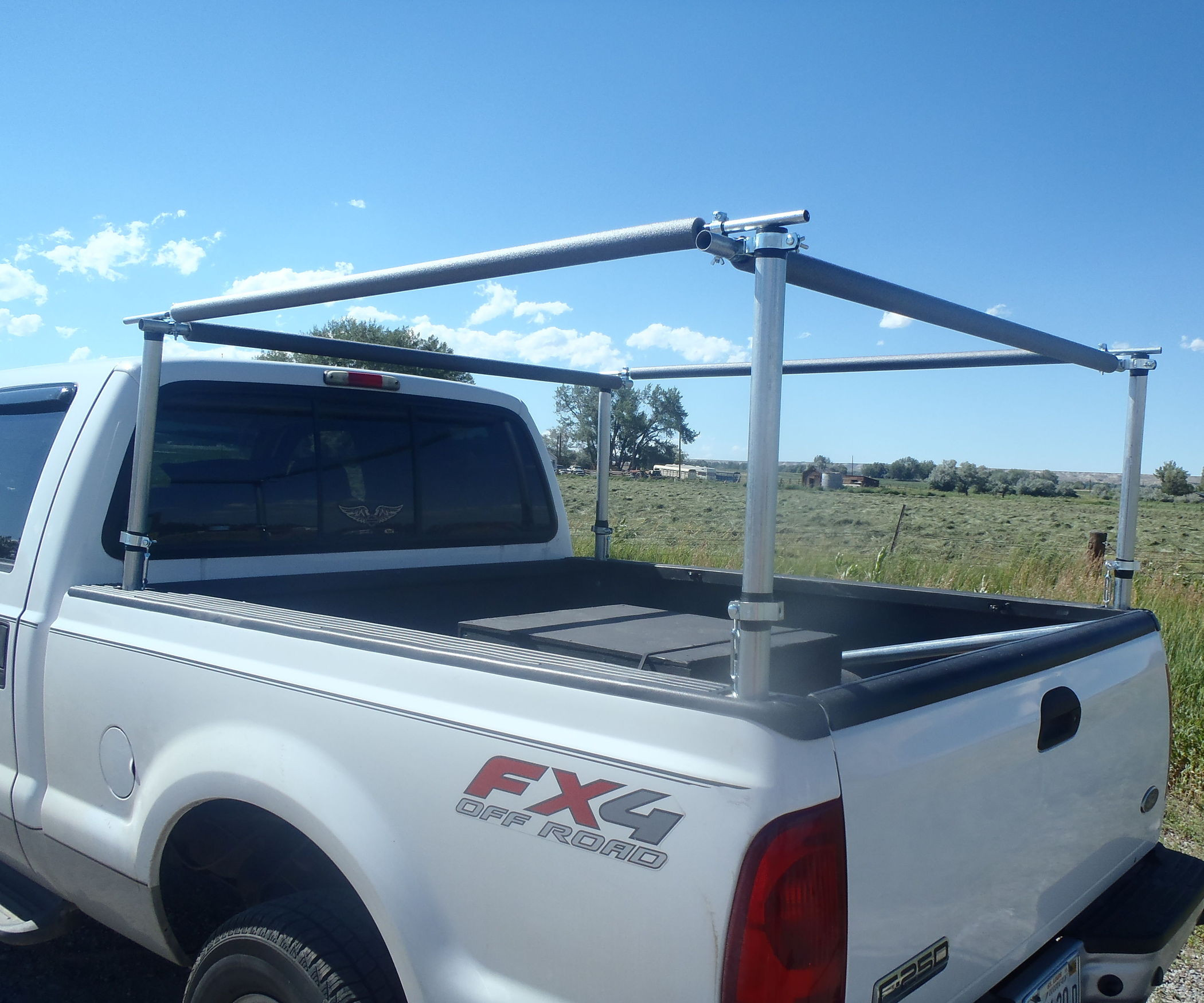 Best ideas about DIY Truck Racks . Save or Pin Truck Bed Utility Rack Now.