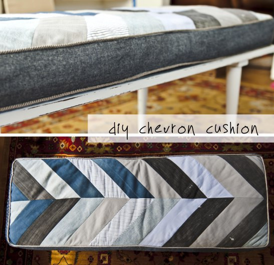 Best ideas about DIY Tufted Bench Cushion . Save or Pin Give Your Seats A Makeover With These 19 DIY Bench Cushions Now.